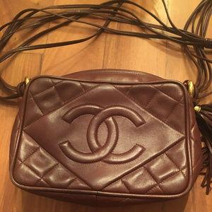 COPY - Brown Chanel Tassel Bag